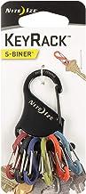 Nite Ize S-Biner KeyRack, Plastic