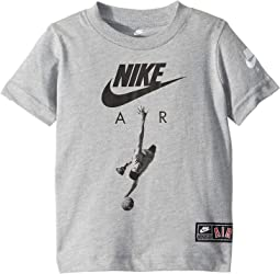 Cotton Icon Air Short Sleeve Tee (Toddler)