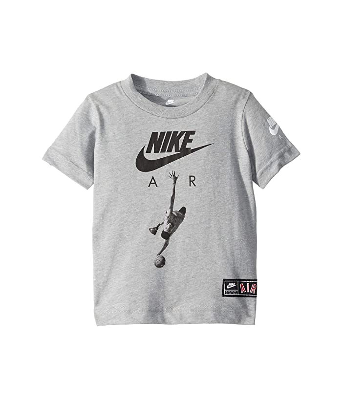 8ace7b04a8 Nike Kids Cotton Icon Air Short Sleeve Tee (Toddler) | Zappos.com
