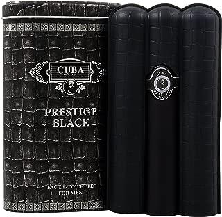 Best cuba prestige black eau de toilette Reviews