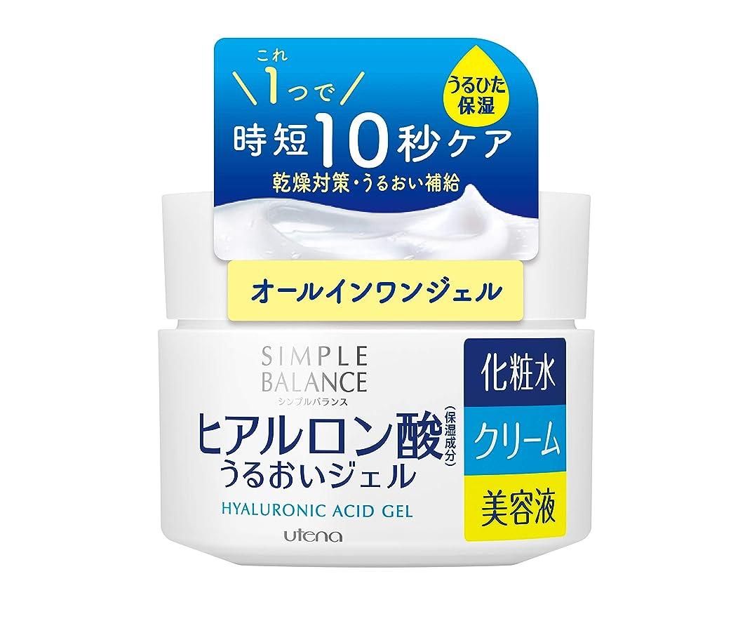 提案するアジア人貫通SIMPLE BALANCE(シンプルバランス) うるおいジェル 100g