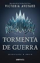 Tormenta de guerra: La Reina Roja 4 (Spanish Edition)