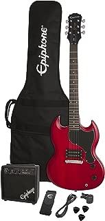 Best epiphone jr electric guitar Reviews