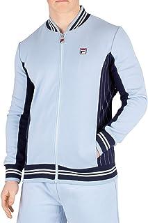 Fila Men's Settanta Track Jacket, Blue