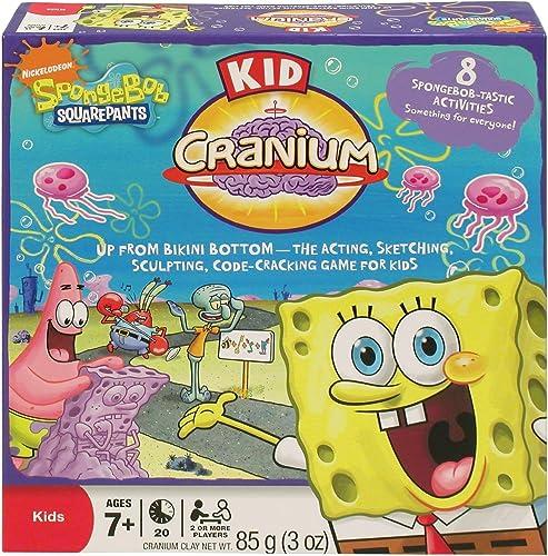 SpongeBob Squarepants Kid Cranium Board Game