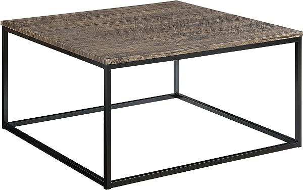 阿宾顿巷现代广场咖啡桌现代鸡尾酒桌沙发餐桌客厅和办公室山核桃
