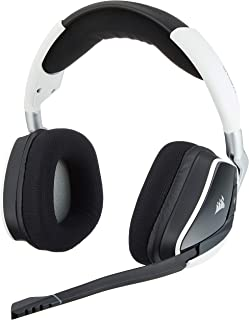 Corsair Gaming CA-9011153-EU Void PRO RGB Wireless Dolby 7.1 Premium Gaming Headset - White