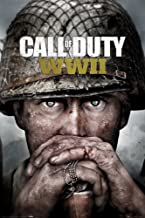Empireposter 772817 Call of Duty Stronghold – WWII Key Art Paper Poster, 91.5 x 61cms (36 x 24 inches)