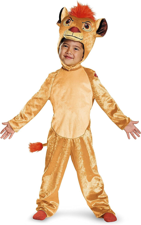 Kion Classic Toddler The Lion Guard Disney Costume, Small 2T