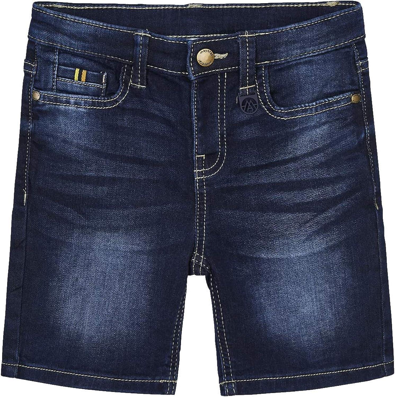 Mayoral - Denim 5b Soft for Ranking TOP9 3239 Dark Boys Limited time sale Shorts