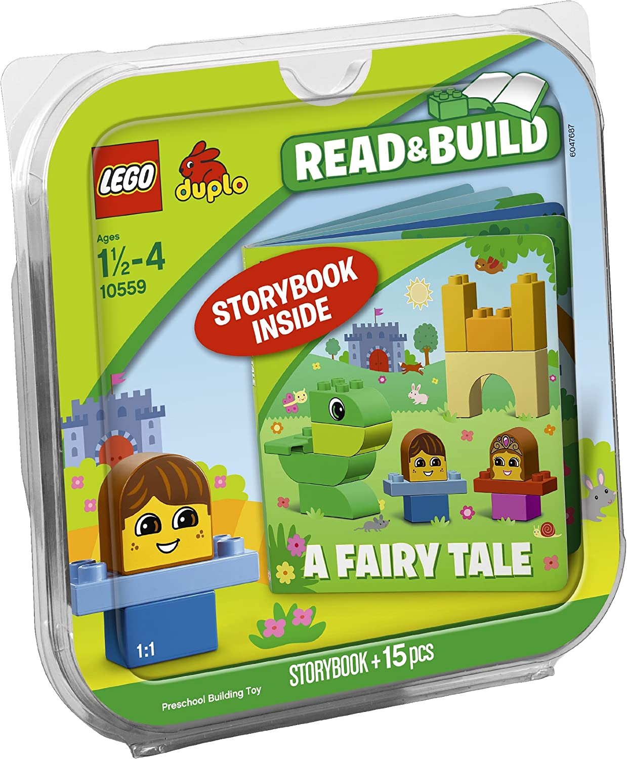 LEGO A Charlotte Mall Fairy Tale 10559 Interlocking Sets Ranking TOP6 Toy Building