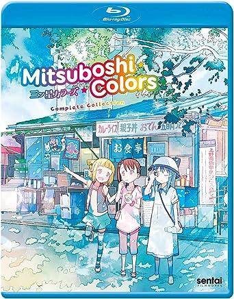 Mitsuboshi Colors Blu-ray(三ツ星カラーズ 全12話)
