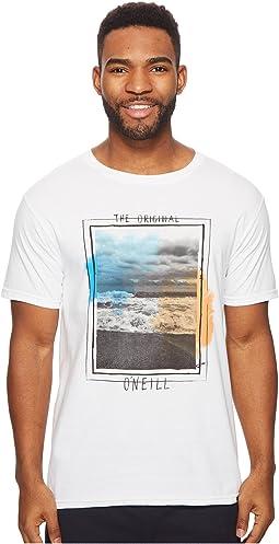 O'Neill Tide Short Sleeve Screen Tee