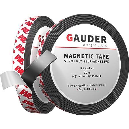 GAUDER A + B Tira Magnética para Mosquiteras | Cinta Imantada ...
