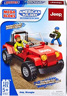 Mega Bloks Jeep Wrangler