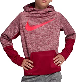 featured product Nike Boys' Therma Heathered Graphic Hoodie