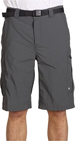 e26dd0bd1d Columbia silver ridge cargo short grey ash | Shipped Free at Zappos