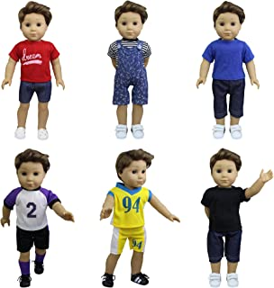Best 18 boy doll clothes Reviews