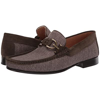 Donald J Pliner Dacio (Taupe Tweed) Men