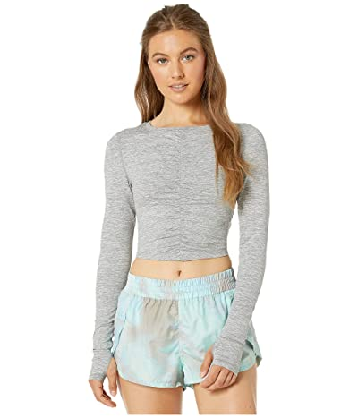 FP Movement Swerve Long Sleeve Layer (Grey Combo) Women