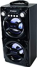 Sylvania Portable Bluetooth Speaker, Black (Renewed)