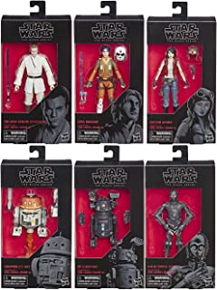 Star Wars: The Black Series 6-Inch Action Figure Wave 21 Set