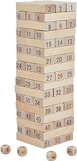 Ocean5 Torre apilable con números, Torre de apilamiento (27