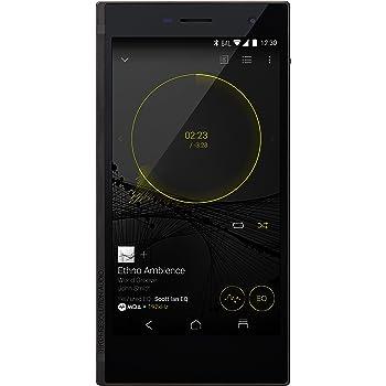 ONKYO GRANBEAT ハイレゾオーディオスマートフォン  DP-CMX1(B)