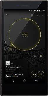 ONKYO Digital Audio Player (with SIM Free Smartphone Function) GRANBEAT DP-CMX1(B) (Japan Domestic Model)