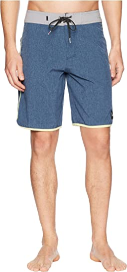"""Quiksilver Highline Scallop 20"""" Boardshorts"""