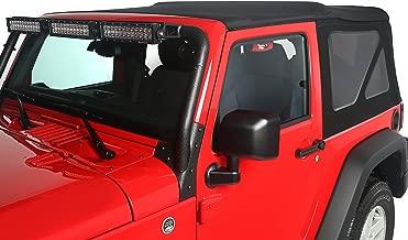Rugged Ridge 13767.35 Montana Top, Black Diamond for 2010-2018 Jeep Wrangler JK, 2 Door