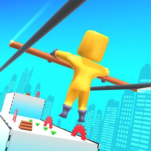 Roof 'N Rails   Pole Bar Sliding 3D