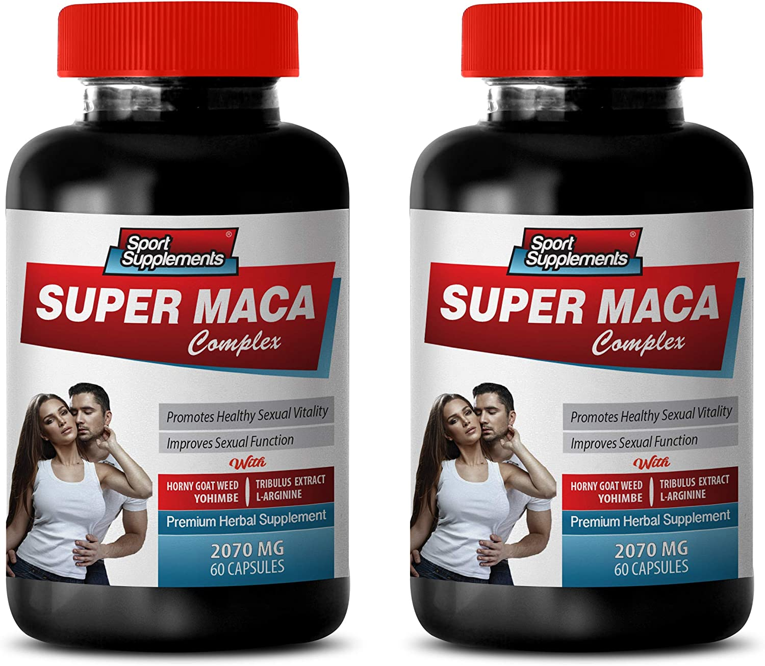 Testosterone Booster Horny Goat Max 56% OFF Beauty products Weed Prem Super - MACA Complex