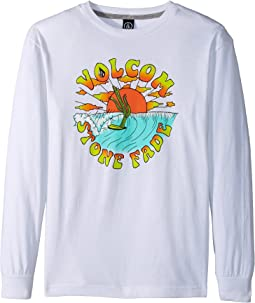 Volcom Kids - Fade Long Sleeve Tee (Big Kids)