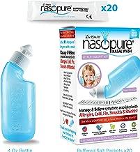 "Dr. Hana's Nasopure ""The Nicer Neti Pot"