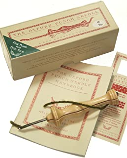 Oxford Wood Punch Needle Rug Hooking Tool #8 1/2