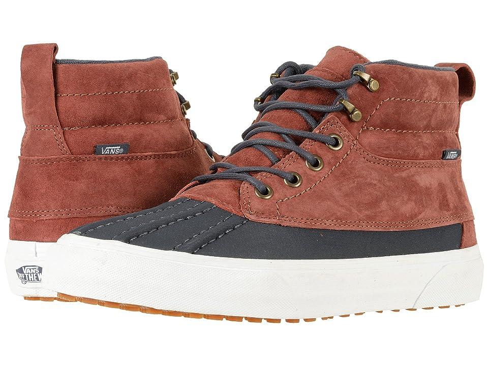 Vans SK8-Hi Del Pato MTE ((MTE) Sable/Parisian Night) Skate Shoes
