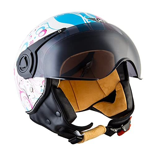 Casque Scooter Homme: Amazon.fr