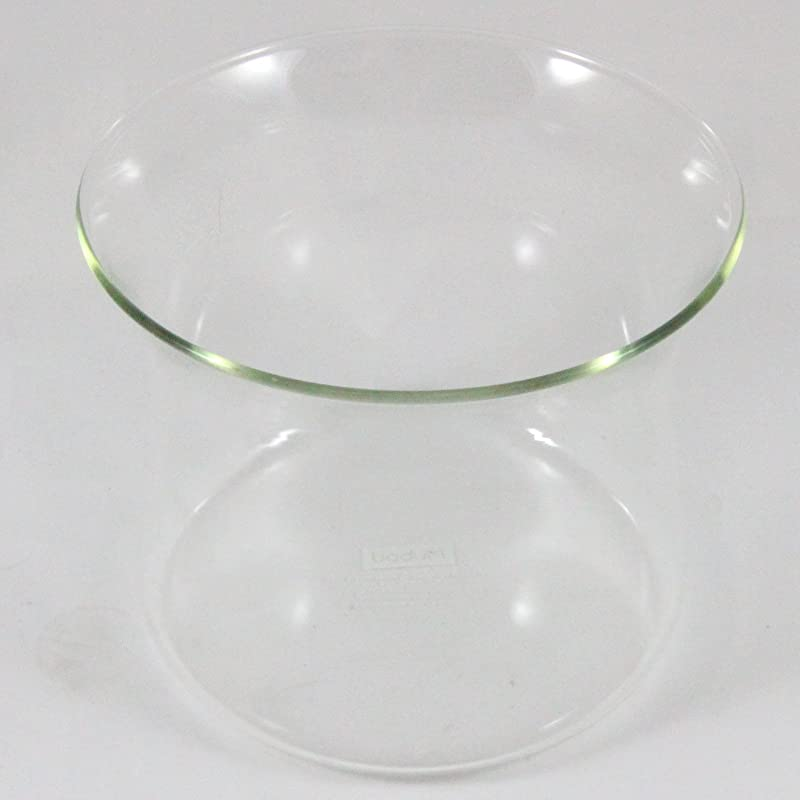 Bodum Fondue Fongafale Glass Beaker Insert 1 5 L 51 Oz Transparent