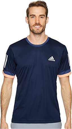 adidas Club 3-Stripes Tee