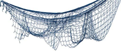 Beistle 50301-B Decorative Fish Netting, 4 by 12-Feet