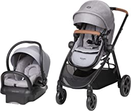 Maxi-Cosi Zelia Max 5-in-1 Modular Travel System, Nomad Grey, One Size
