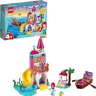 LEGO Disney Ariel's Seaside Castle 41160 4+ Building Kit (115 Pieces) (Discontinued by Manufacturer)
