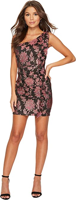 For Love and Lemons - Luella Jacquard Mini Dress
