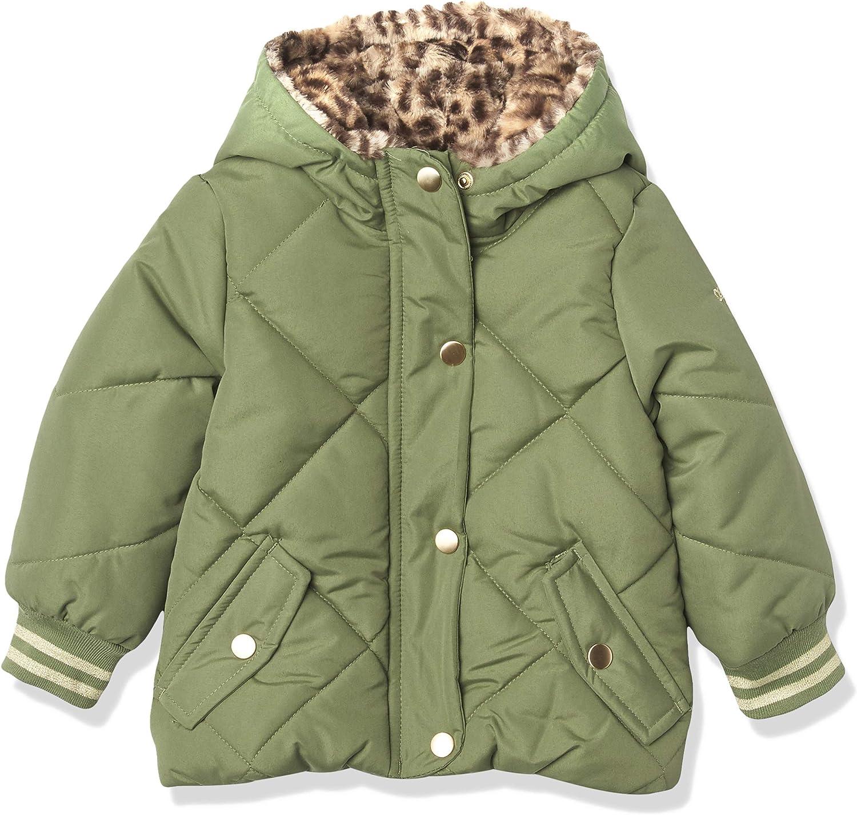 OshKosh B'Gosh Superlatite Overseas parallel import regular item Girls' Puffer Perfect Jacket