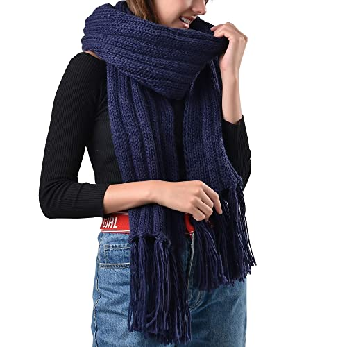119b61bd223 Men's Knitted Scarves: Amazon.com