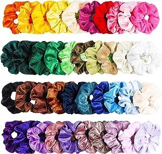 Best rainbow scrunchie pack Reviews