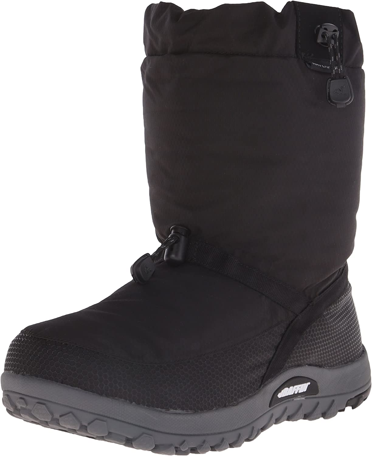adb20556ac7 Baffin Men's Ease Insulated Lightweight Boot, Black, 11 11 11 M US ...