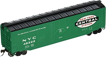 Bachmann Trains New York Central 50' Plug-Door Box Car-Ho Scale