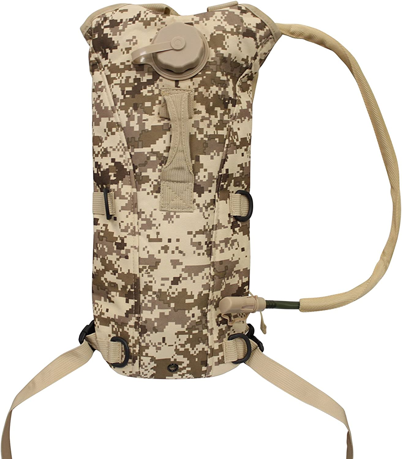 SAS Hydration Direct store System Max 51% OFF Bladder Water Backpack Huntin Bag for Pouch